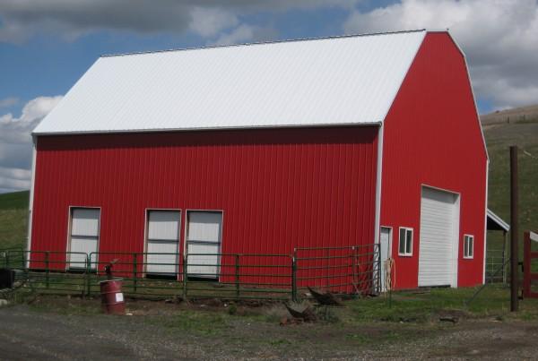 Gambrel Barn Roof Baldwin Building